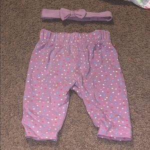 Other - Pants with Bow